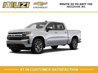 New 2020 Chevrolet Silverado 1500 LT Truck Crew Cab for sale in Boston MA
