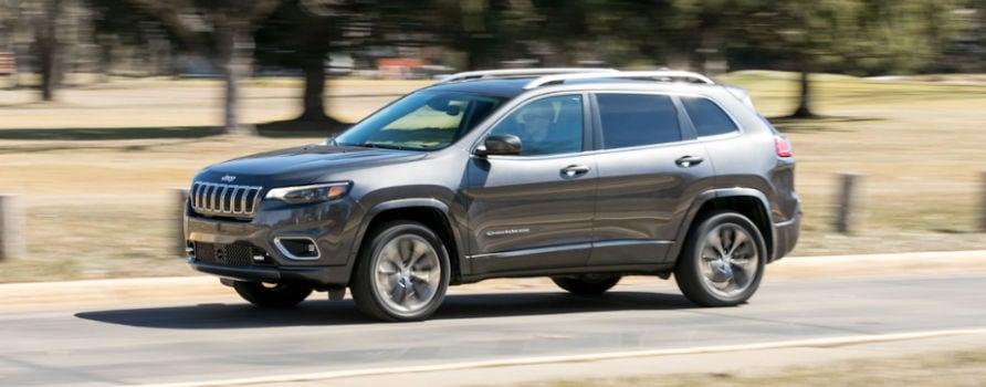 2019 Chevy Blazer Vs 2019 Jeep Grand Cherokee Boston Ma