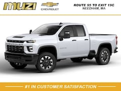 2020 Chevrolet Silverado 2500HD Custom Truck Double Cab