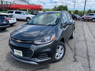 Used 2019 Chevrolet Trax LT AWD LT  Crossover in Needham, MA
