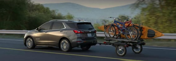 Chevy Equinox Towing Capacity >> 2019 Chevy Equinox Towing Capacity Learn How Much The