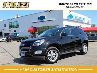 Used 2017 Chevrolet Equinox LT SUV in Needham, MA