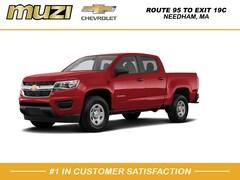 2020 Chevrolet Colorado LT Truck Crew Cab
