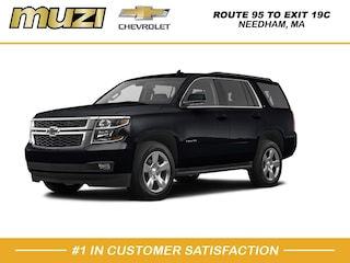 New 2020 Chevrolet Tahoe LT SUV for sale in Needham MA
