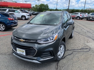 Used 2020 Chevrolet Trax LT AWD LT  Crossover in Needham, MA