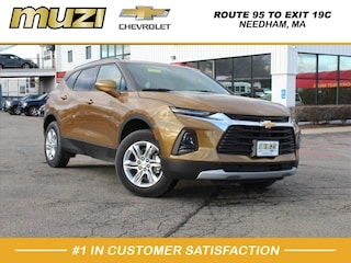 New 2019 Chevrolet Blazer Base w/1LT LT Cloth  SUV in Needham, MA
