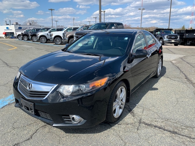 Used 2012 Acura TSX V-6 V-6  Sedan in Needham, MA