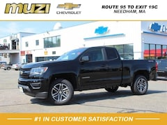 2020 Chevrolet Colorado WT 4x4 Work Truck  Extended Cab 6 ft. LB