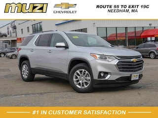 New 2019 Chevrolet Traverse LT Cloth w/1LT 4x4 LT Cloth  SUV w/1LT near Boston, MA