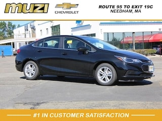 New 2019 Chevrolet Cruze LT LT  Sedan 1G1BE5SM5K7104302 for sale in Boston at Muzi Chevrolet