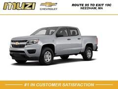 2020 Chevrolet Colorado WT Truck Crew Cab