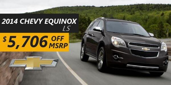 2014 Chevy Equinox Savings Boston MA   Muzi Chevrolet