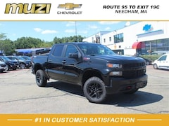 2019 Chevrolet Silverado 1500 Silverado Custom Trail Boss 4x4 Custom Trail Boss  Crew Cab 5.8 ft. SB