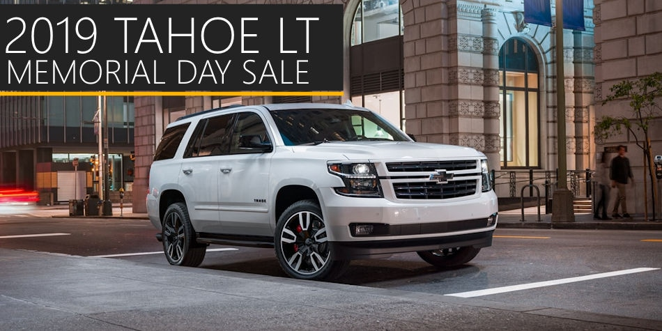 Chevy Tahoe Lease >> 2019 Chevy Tahoe Deals At Muzi Chevy Near Boston Ma