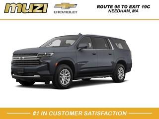 New 2021 Chevrolet Suburban LT SUV for sale in Needham MA