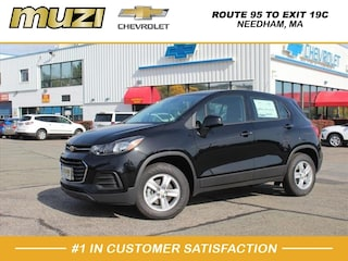 New 2020 Chevrolet Trax LS AWD LS  Crossover near Boston, MA