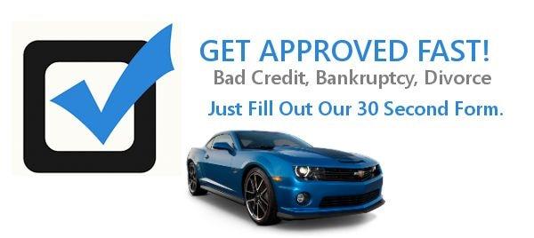 Bad Credit Car Loans Ma