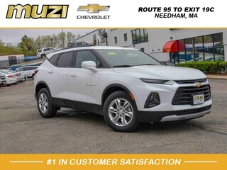 New 2019 Chevrolet Blazer Base w/2LT AWD LT Cloth  SUV in Needham, MA