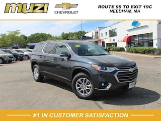New 2019 Chevrolet Traverse LT Leather 4x4 LT Leather  SUV near Boston, MA