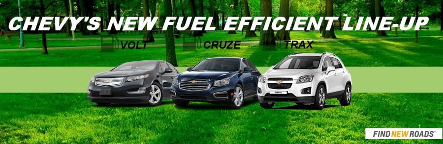 Most Fuel Efficient Cars In Massachusetts At Muzi Chevy