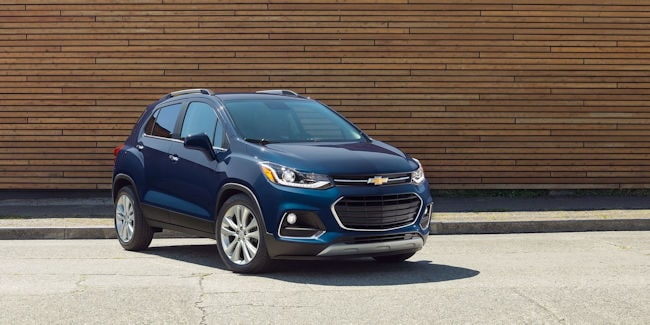 Claim Your Chevy Trax Offer In Boston