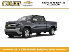 2020 Chevrolet Silverado 1500 Silverado Custom Truck Double Cab
