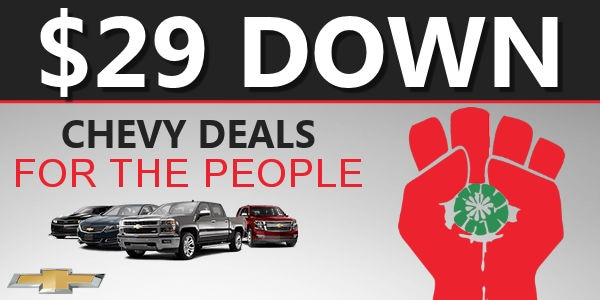 Chevy Dealers In Ma >> 29 Dollar Chevy In Massachusetts Get A New Ma Chevy For 29 Down