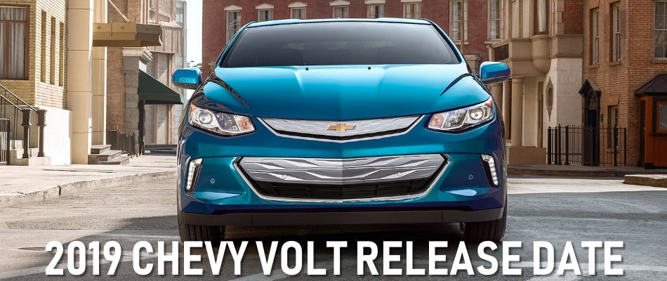 New 2019 Chevy Volt Release Date At Muzi Chevy Serving Boston