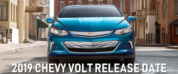 Chevy Bolt Release Date >> New 2019 Chevy Volt Release Date At Muzi Chevy Serving