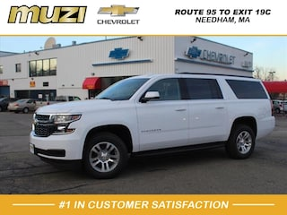 New 2020 Chevrolet Suburban LT SUV for sale in Needham MA