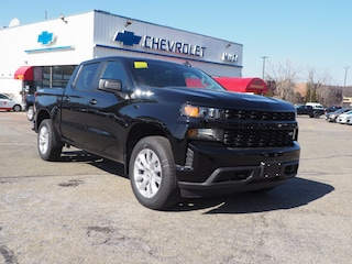 New 2021 Chevrolet Silverado 1500 Custom Truck Crew Cab for sale in Boston MA