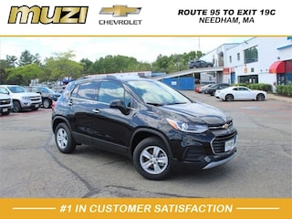 New 2019 Chevrolet Trax LT SUV near Boston, MA