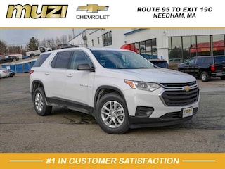 New 2019 Chevrolet Traverse LS w/1LS 4x4 LS  SUV w/1LS near Boston, MA