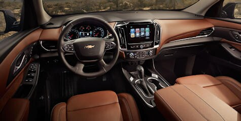 Chevy Traverse Lease >> 2018 Chevy Traverse Lease Deals At Muzi Chevy Serving Boston Ma