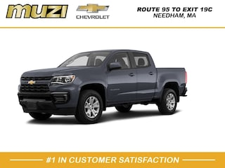 New 2021 Chevrolet Colorado LT Truck Crew Cab for sale in Needham MA