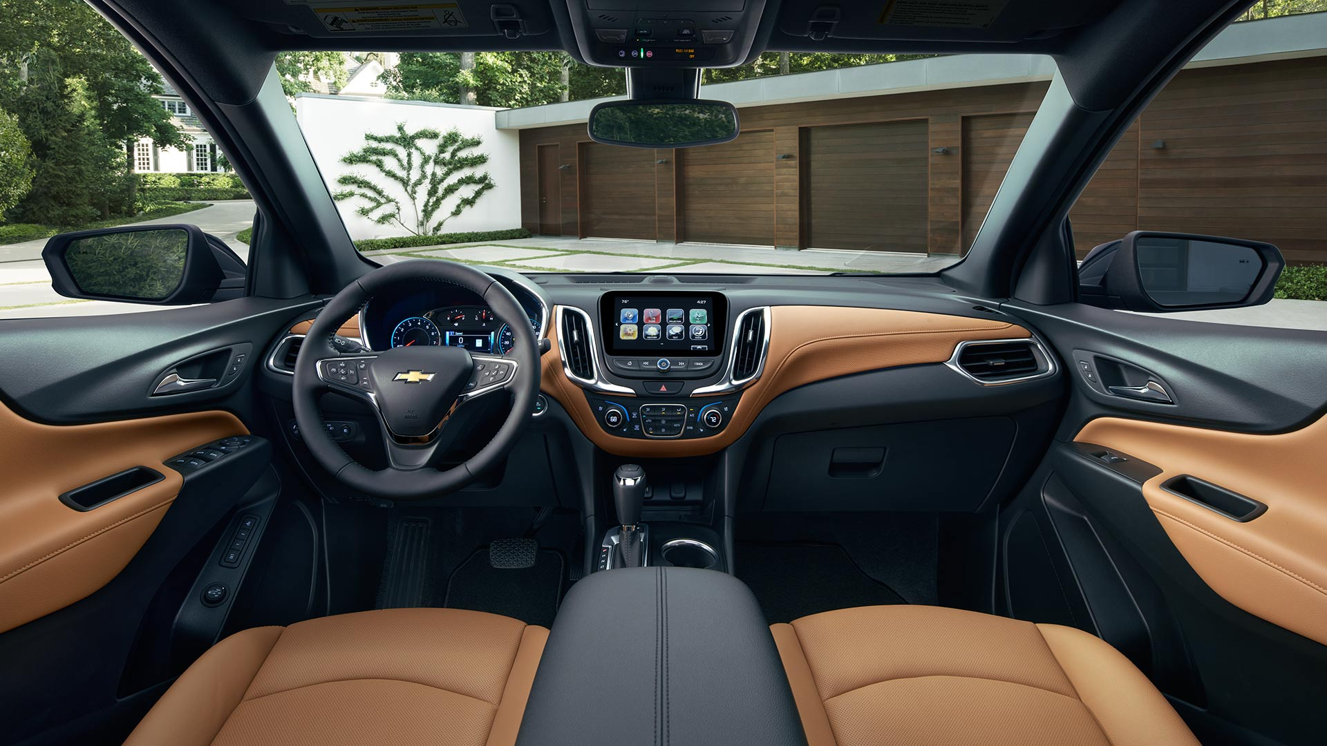 See the 2018 Chevy Equinox Interior Near Newton & Cambridge