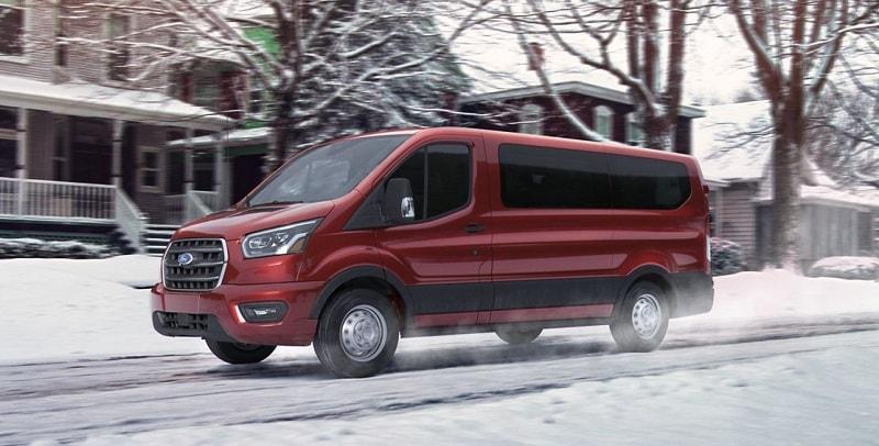 2020 Ford Transit AWD near Boston, MA | Muzi Chevrolet