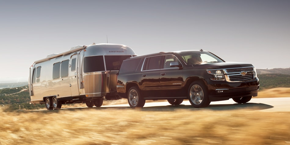 Chevy Tahoe Towing Capacity >> 2019 Chevy Suburban Towing Capacity