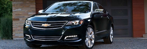 2018 Chevrolet Impala Lease Deals Near Boston New Chevy Dealer