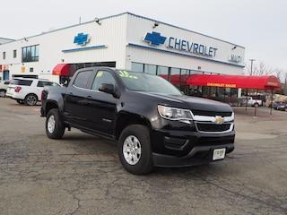 Used 2018 Chevrolet Colorado Work Truck 4x4 Work Truck  Crew Cab 5 ft. SB in Needham, MA