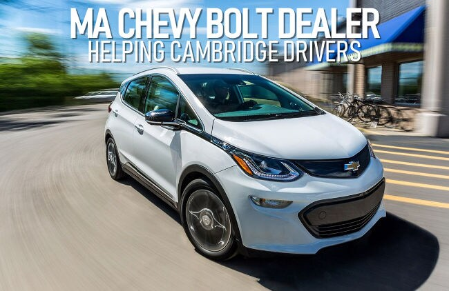 Chevy Dealers In Ma >> Chevy Bolt Dealers In Cambridge Ma Muzi Chevrolet