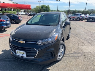 Used 2020 Chevrolet Trax LS AWD LS  Crossover in Needham, MA