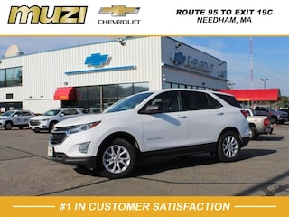 New 2019 Chevrolet Equinox LS SUV for sale in Needham MA