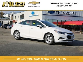 New 2019 Chevrolet Cruze LT LT  Sedan 1G1BE5SM3K7104671 for sale in Boston at Muzi Chevrolet