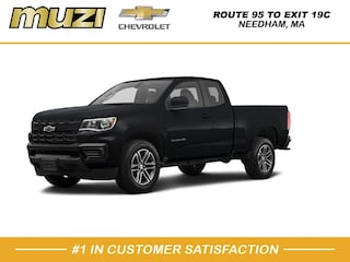 New 2021 Chevrolet Colorado ZR2 Truck Extended Cab for sale in Needham MA