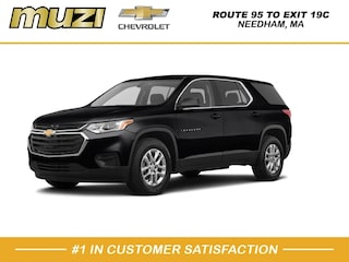 New 2020 Chevrolet Traverse LS w/1LS SUV for sale in Needham MA
