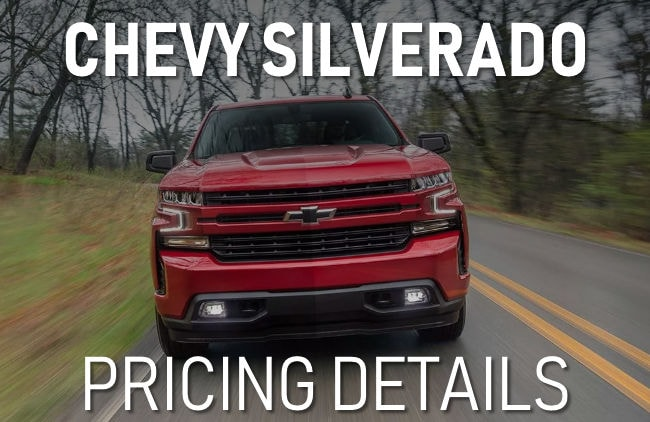 New Chevy Silverado >> New Chevy Silverado Pricing Watertown Ma Muzi Chevrolet