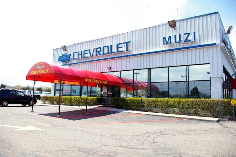 About Muzi Chevrolet Chevrolet Dealership Near Boston - Chevrolet dealer com