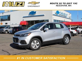 New 2020 Chevrolet Trax LS SUV near Boston, MA