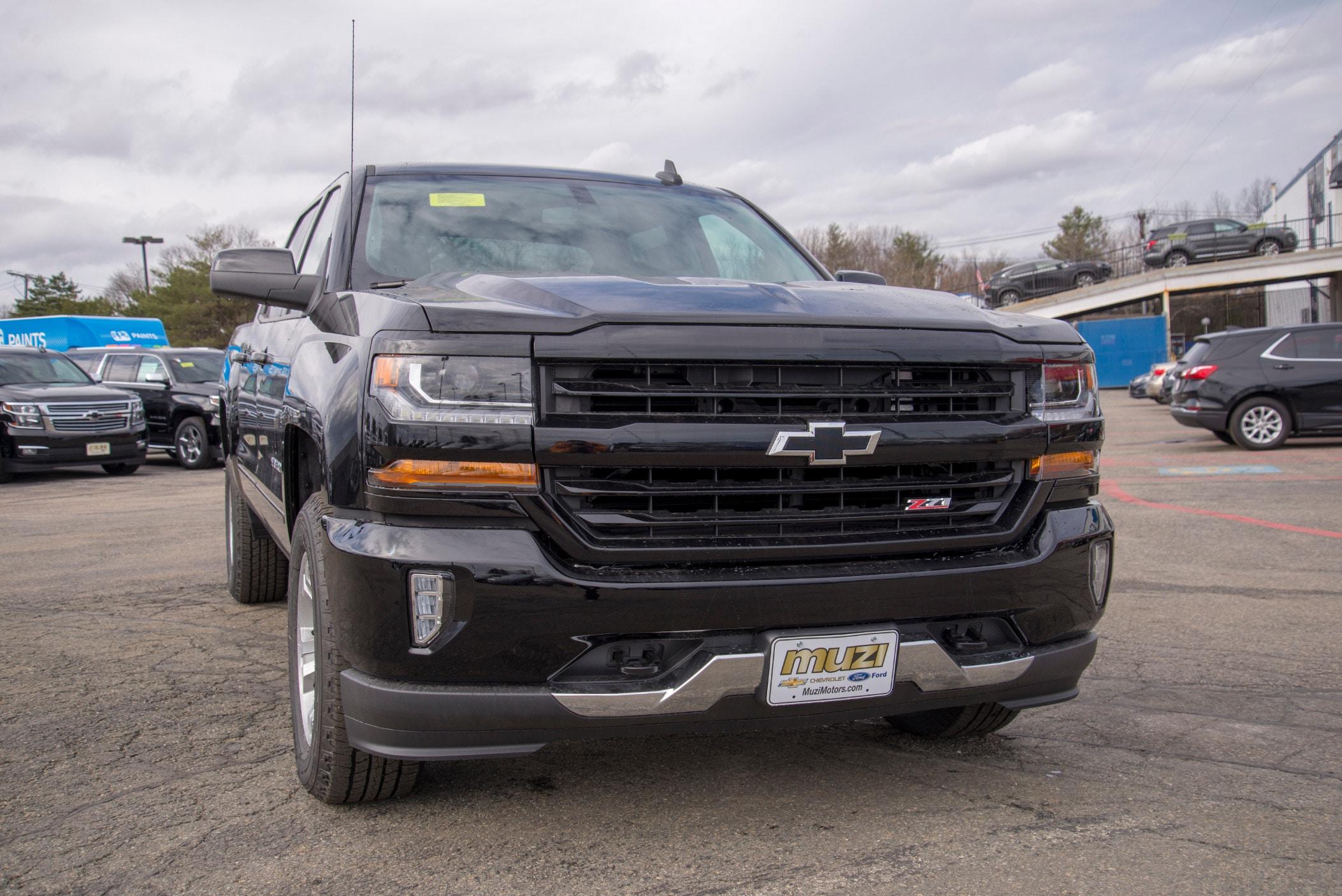 New Chevy Truck Deals